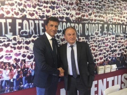 Menegatti è il nuovo Direttore Sportivo dell'Alma Juventus Fano – VIDEO