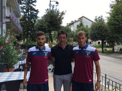 L'Alma Juventus Fano prende Gabbianelli e Cocuzza