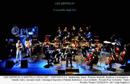 Avviso cambio data LED ZEPPELIN – Il martello degli dei