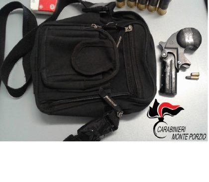 Arrestato 50enne di Marotta per porto di arma clandestina