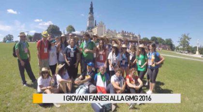 I giovani fanesi alla GMG 2016 – VIDEO