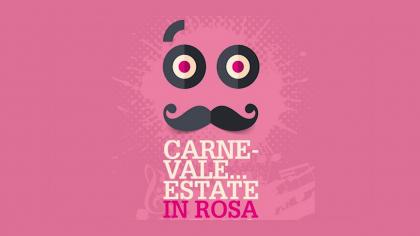 Carnevale notte in ROSA 2016