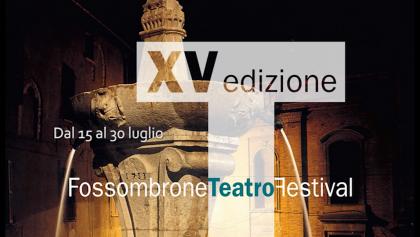 Festival Teatro Fossombrone Riondino