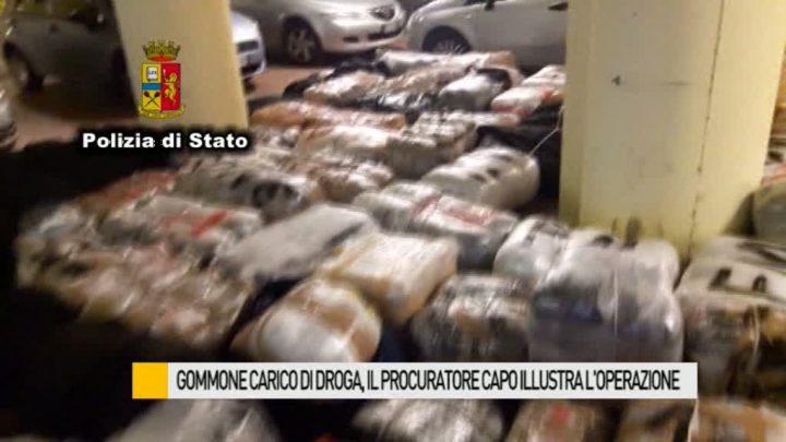 Ancona - Fiumi di droga alla foce del Metauro, 5 albanesi arrestati