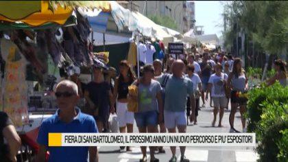 San Bartolomeo, la fiera raccontata dalle telecamere di FanoTV