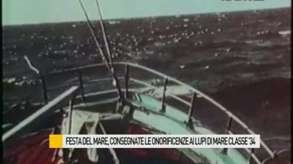 Festa del Mare, consegnate le onoreficenze ai lupi di mare classe '34 – VIDEO