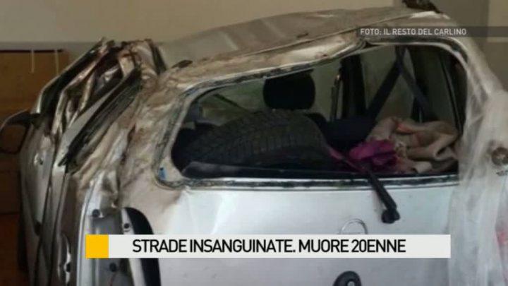 Auto esce di strada: incidente mortale a Cantiano