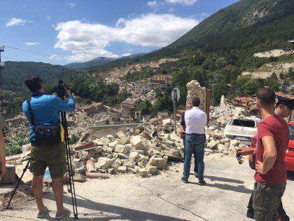Terremoto, la gestione dell'emergenza nelle Marche