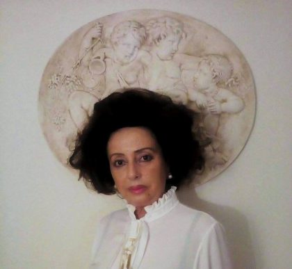 Laura Bricca Vice Presidente della Fondazione per il quadriennio 2016-2020.