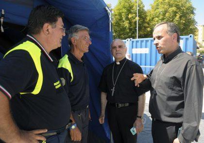 Sisma, Vescovo Rieti: Il Papa mi ha chiamato tre volte