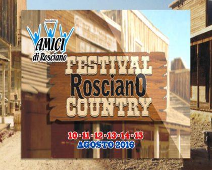 Festa nel Parco Rosciano Country 2016