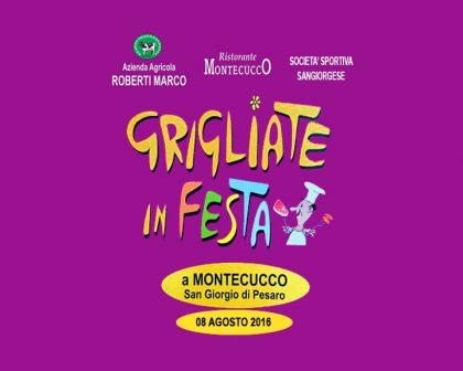 Festa di Montecucco – Grigliate in festa 2016