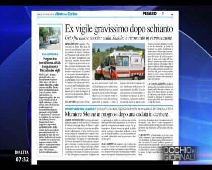 Occhio ai GIORNALI 30/07/2016