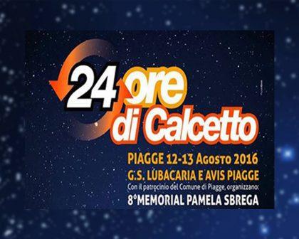 24h di Calcetto Piagge 2016