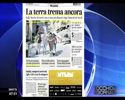 Occhio ai GIORNALI 27/08/2016