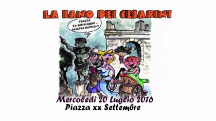 Fano dei Cesarini 2016