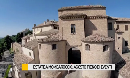 Estate a Mombaroccio. Un agosto pieno di eventi  – VIDEO