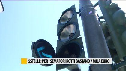 """""""Per i semafori rotti a Fano bastano 7.500 euro"""" – VIDEO"""