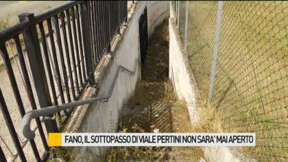 """""""Quel sottopasso non verrà mai aperto"""" – VIDEO"""