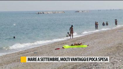 Mare a settembre, molti vantaggi e poca spesa – VIDEO