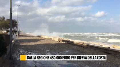 """Difesa della costa. Minardi: """"Dalla regione 480 mila euro per Fano, Pesaro, Mondolfo e Gabicce"""""""