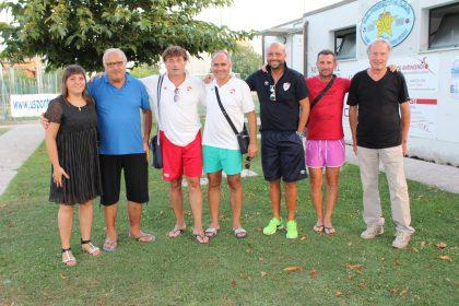 Gemellaggio sportivo tra Fano e Città di Castelllo