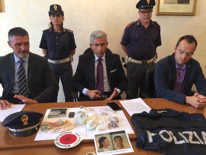 Spacciava al SERT di Pesaro, arrestato dalla Polizia