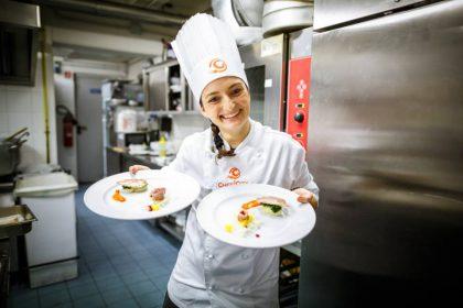 Chef in the City Flower Edition: cena a base di fiori con raccolta fondi per i terremotati