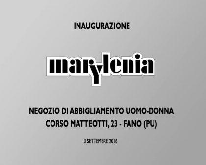 Inaugurazione Marylenia 2016