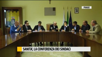 Sanità, la conferenza dei Sindaci: le interviste – VIDEO