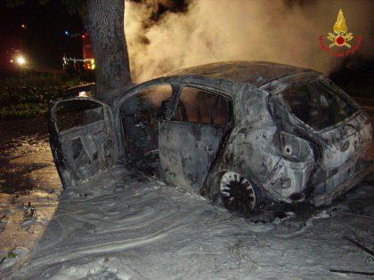 Incidente mortale a Santa Maria dell'Arzilla, muore un ragazzo di 19 anni (foto)