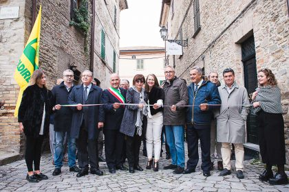 Tartufo Bianco: Sant'Angelo in Vado inaugurata la più antica mostra delle Marche.