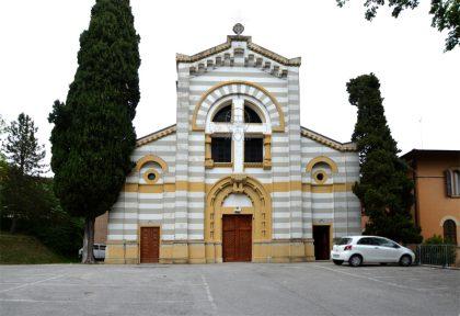 Terremoto, a Calcinelli chiusa la chiesa di Santa Croce