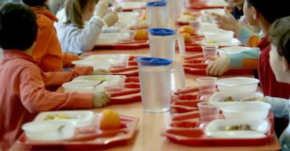 Programma di educazione alimentare nelle scuole Fanesi per il 2016/17