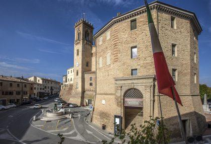 Terremoto, a San Costanzo il sindaco annulla spettacolo al Teatro della Concordia