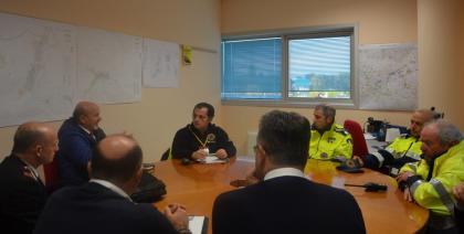 Terremoto, Ucchielli convoca riunione straordinaria C.O.I.