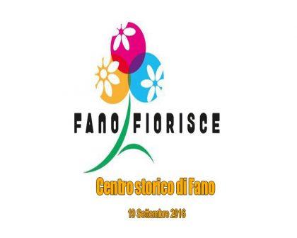 Fano Fiorisce 2016