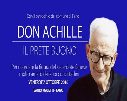 Il ricordo di Don Achille – Il prete Buono