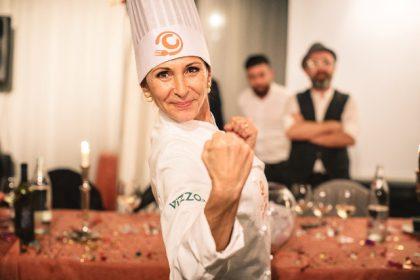 Antonella Placidi vince l'edizione 2016 di Chef in the City