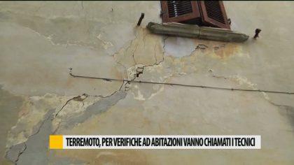 Terremoto, per verifiche ad abitazioni vanno chiamati i tecnici – VIDEO