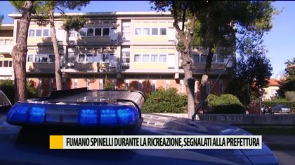 Lotta allo spaccio: al via dalla Polizia i controlli nelle scuole – VIDEO