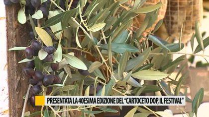 Presentata la 40esima edizione di Cartoceto dop, il Festival – VIDEO
