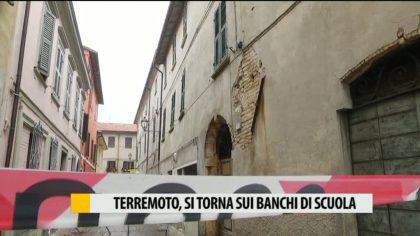 Terremoto, gli ultimi aggiornamenti sui siti controllati – VIDEO