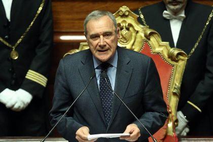 Il Presidente del Senato Grasso a Fano
