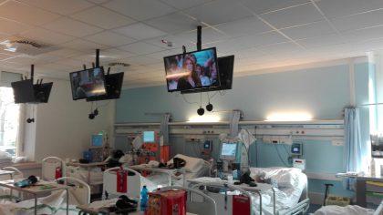 Nuovo reparto di Nefrologia: tutti i dializzati di nuovo a Pesaro