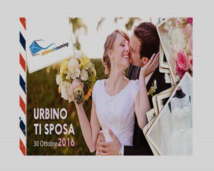 Urbino ti sposa 2016