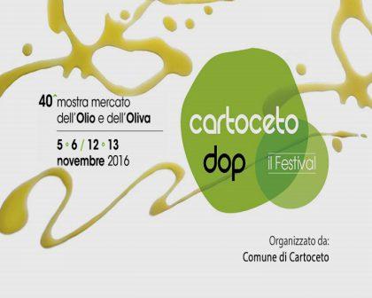 Cartoceto DOP 2016