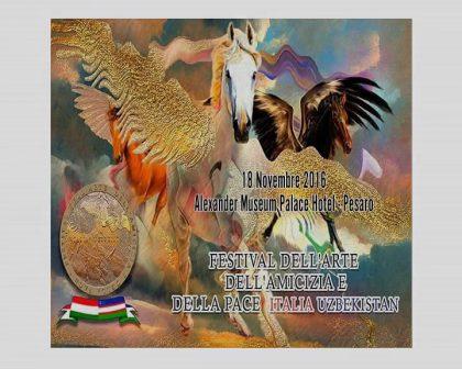 Festa dell'arte, dell'amicizia e della pace Italia-Uzbekistan