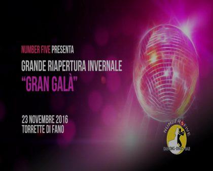 Gran Gala' Number 5