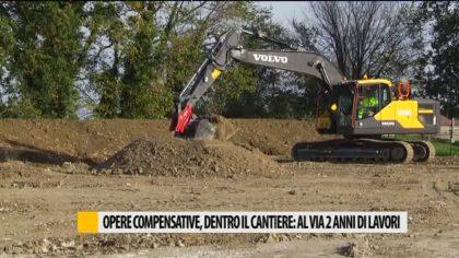 Ecco il campo base per gli operai che lavoreranno per la costruzione delle nuove strade – VIDEO
